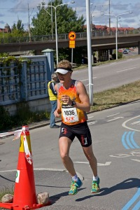 Photo from last year, when I was 4 minutes faster.