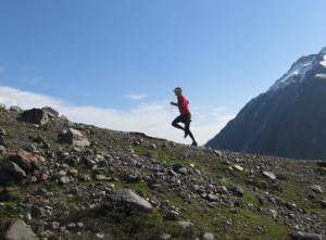 Foto: Tarquin Cooper. Löpare: Fredrik Ölmqvist Plats: Stubaital, Österrike