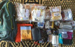 Välvald packning för MDS.