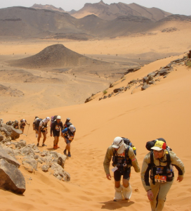 MDS 2015. Photo credit: Marathon des Sables